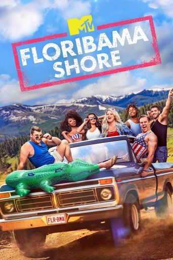 Floribama Shore Poster