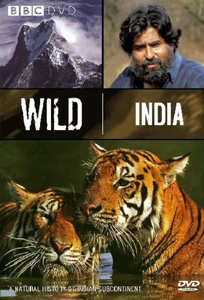 Wild India Poster