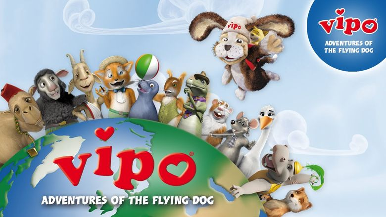 Vipo: Adventures of the Flying Dog Poster