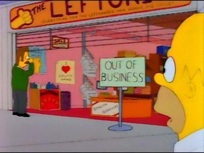 Season 03, Episode 03 When Flanders Failed