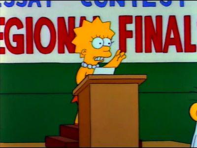 Season 03, Episode 02 Mr. Lisa Goes to Washington