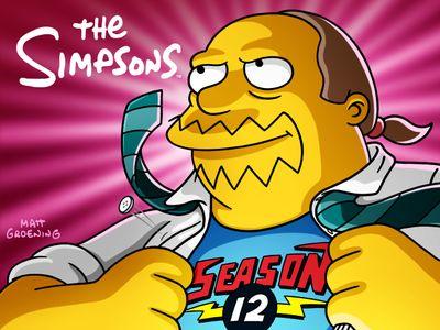 Season 12, Episode 12 Tennis the Menace