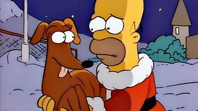 Season 01, Episode 01 Simpsons Roasting on an Open Fire