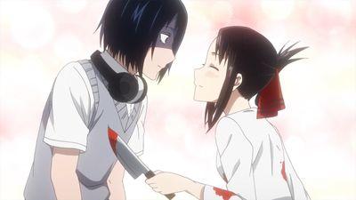 Season 01, Episode 06 Yu Ishigami Wants to Live / Chika Fujiwara Wants to Test You / Kaguya Wants to Be Noticed