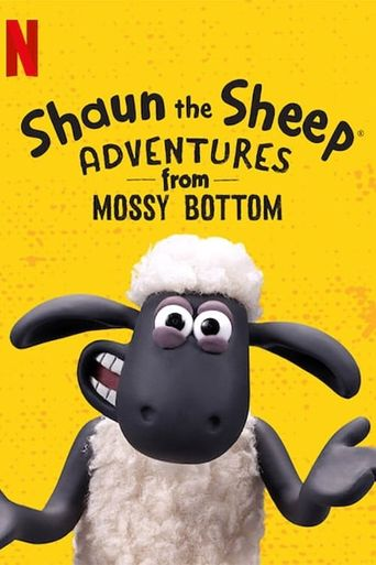 Shaun the Sheep: Adventures from Mossy Bottom Poster