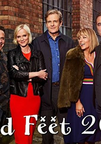 Cold Feet: The New Years Poster