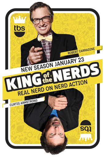 Watch King of the Nerds