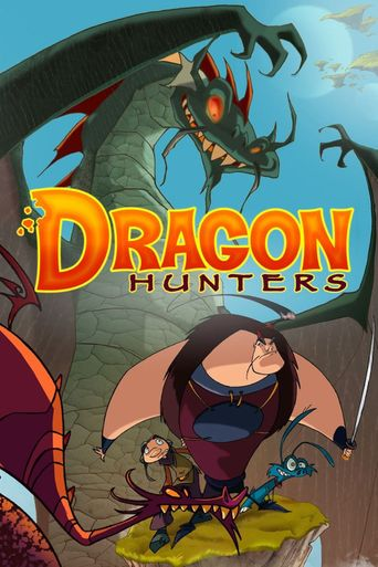 Dragon Hunters Poster