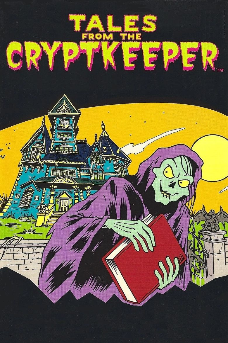 Tales from the Cryptkeeper Poster