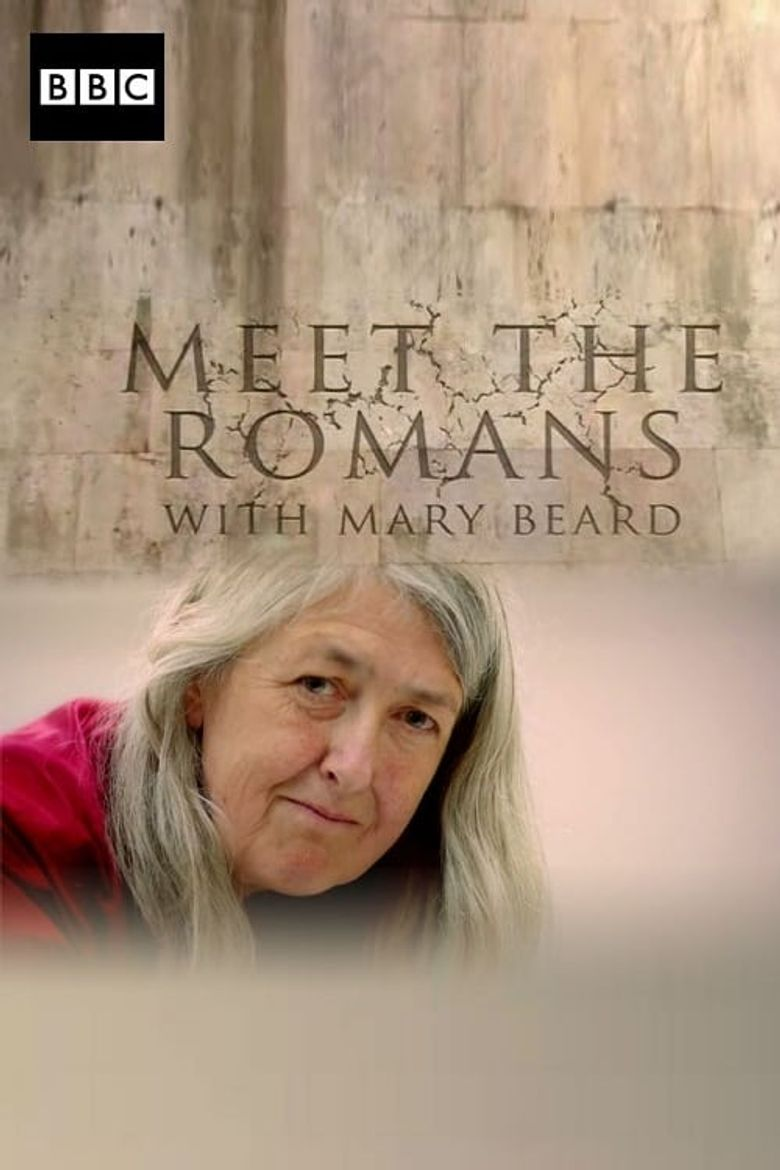 Meet the Romans with Mary Beard Poster