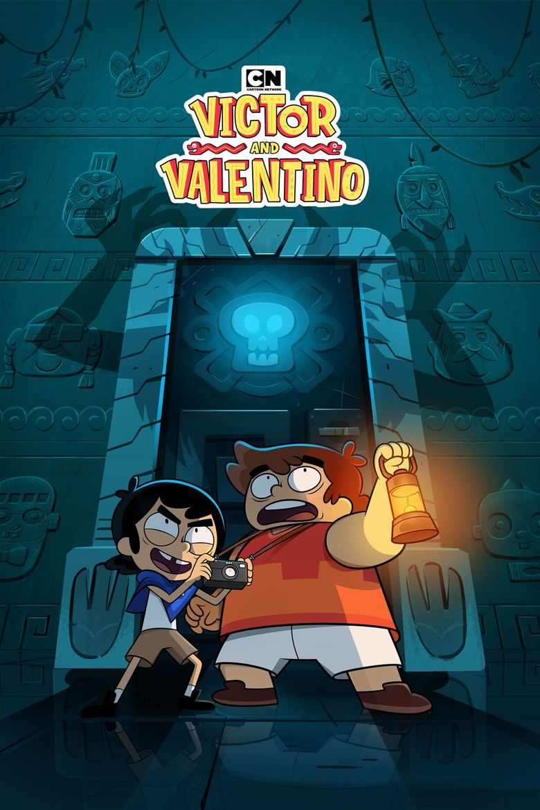 Victor and Valentino Poster