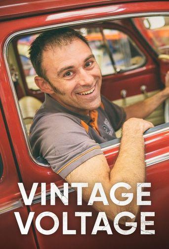 Vintage Voltage Poster