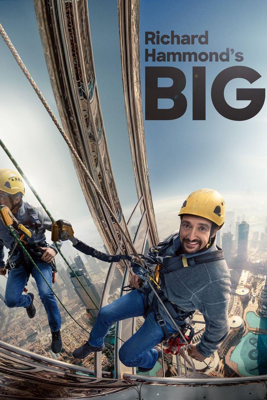 Richard Hammond's Big Poster