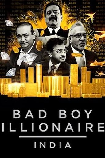 Bad Boy Billionaires: India Poster