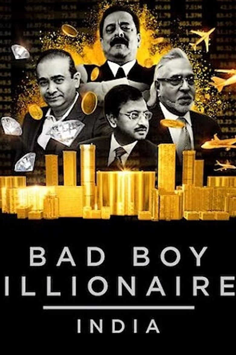 Bad Boy Billionaires: India Poster