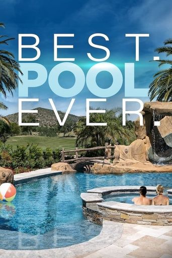 Best Pool Ever Poster