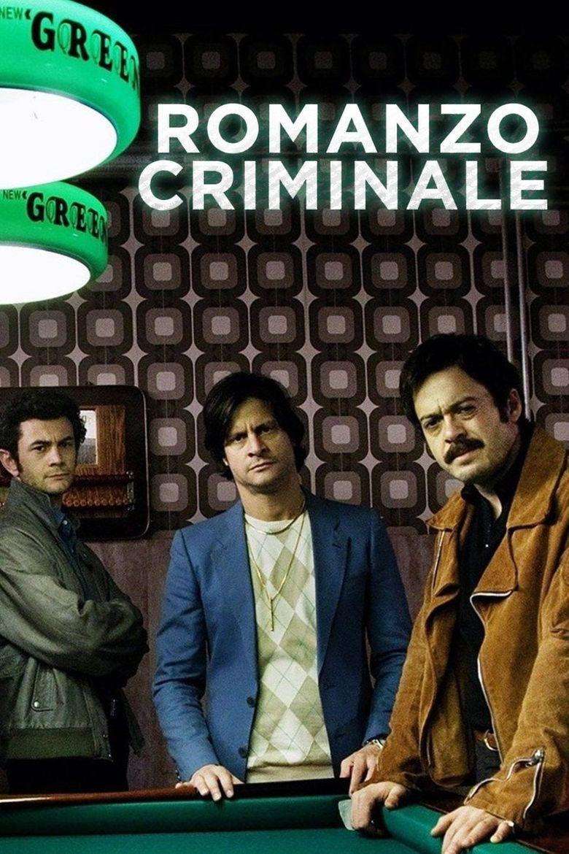 Romanzo Criminale Poster