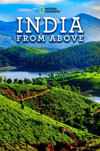 India from Above Poster