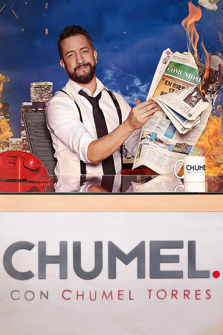 Chumel con Chumel Torres Poster