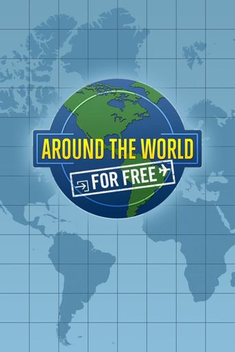 Around the World for Free Poster