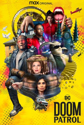 Doom Patrol - Watch Episodes on DC Universe or Streaming