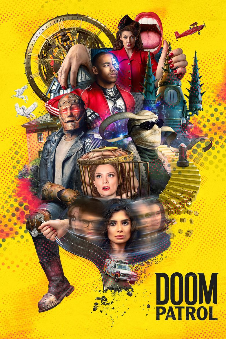 Doom Patrol Watch Episodes On Hbo Max Dc Universe And