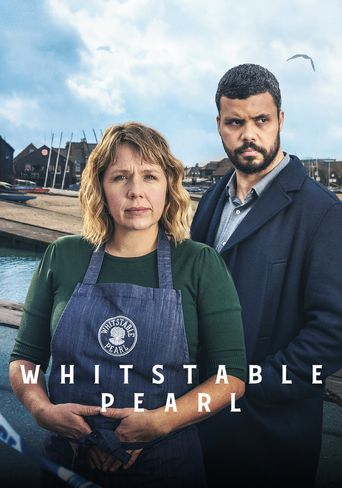 Whitstable Pearl Poster
