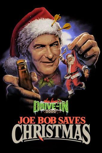 Joe Bob Saves Christmas Poster