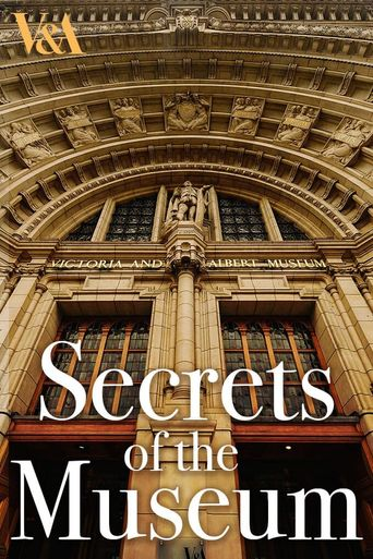Secrets of the Museum Poster