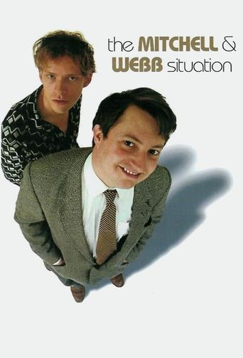 The Mitchell and Webb Situation Poster