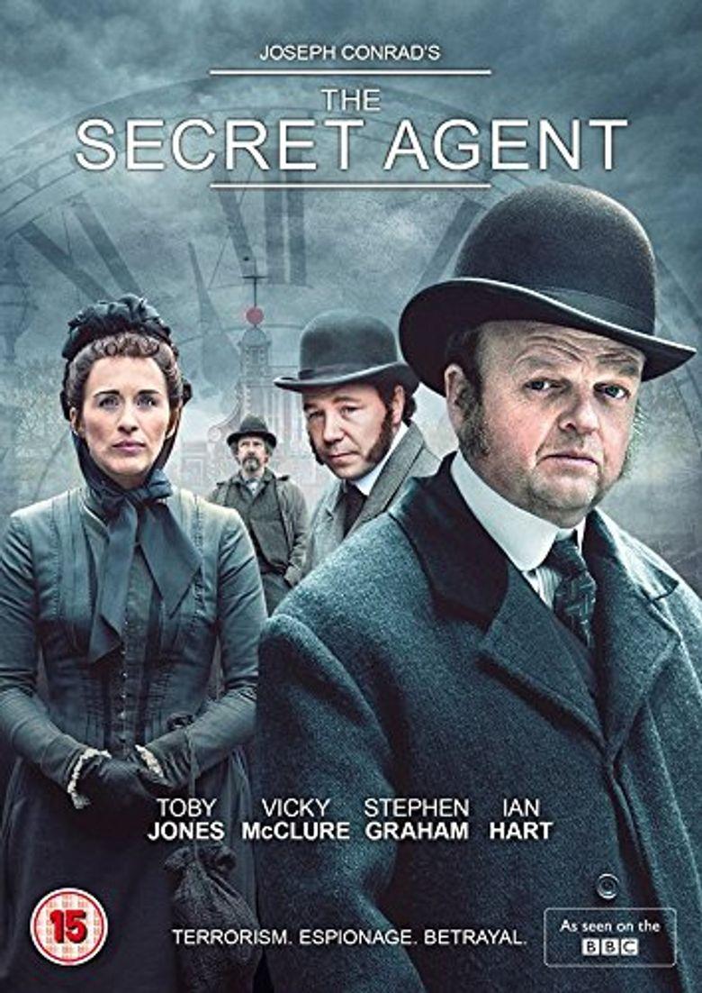 The Secret Agent Poster