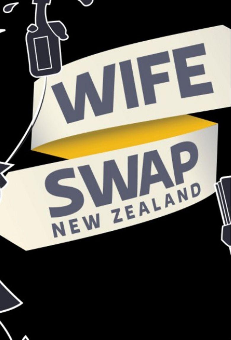 Wife Swap (NZ) Poster