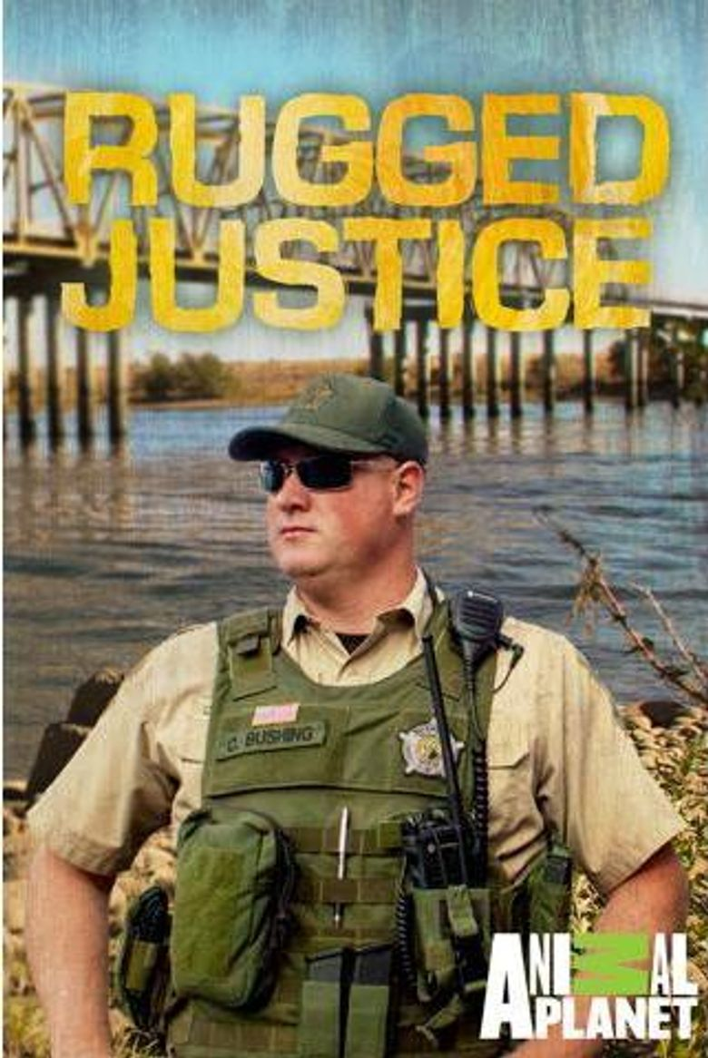 Rugged Justice Poster