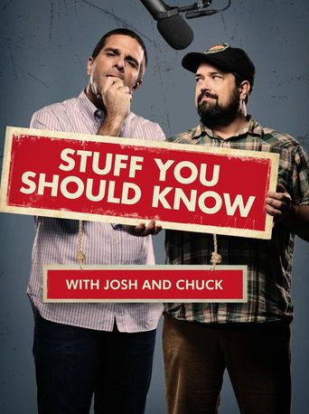 Stuff You Should Know Poster