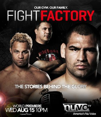 Fight Factory Poster