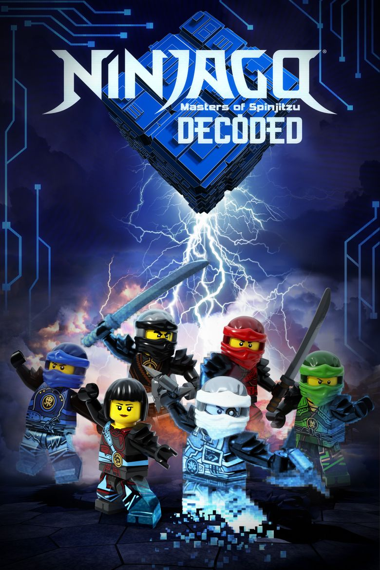 Lego Ninjago Decoded 2017 Where To Watch Every Episode Streaming Online Reelgood
