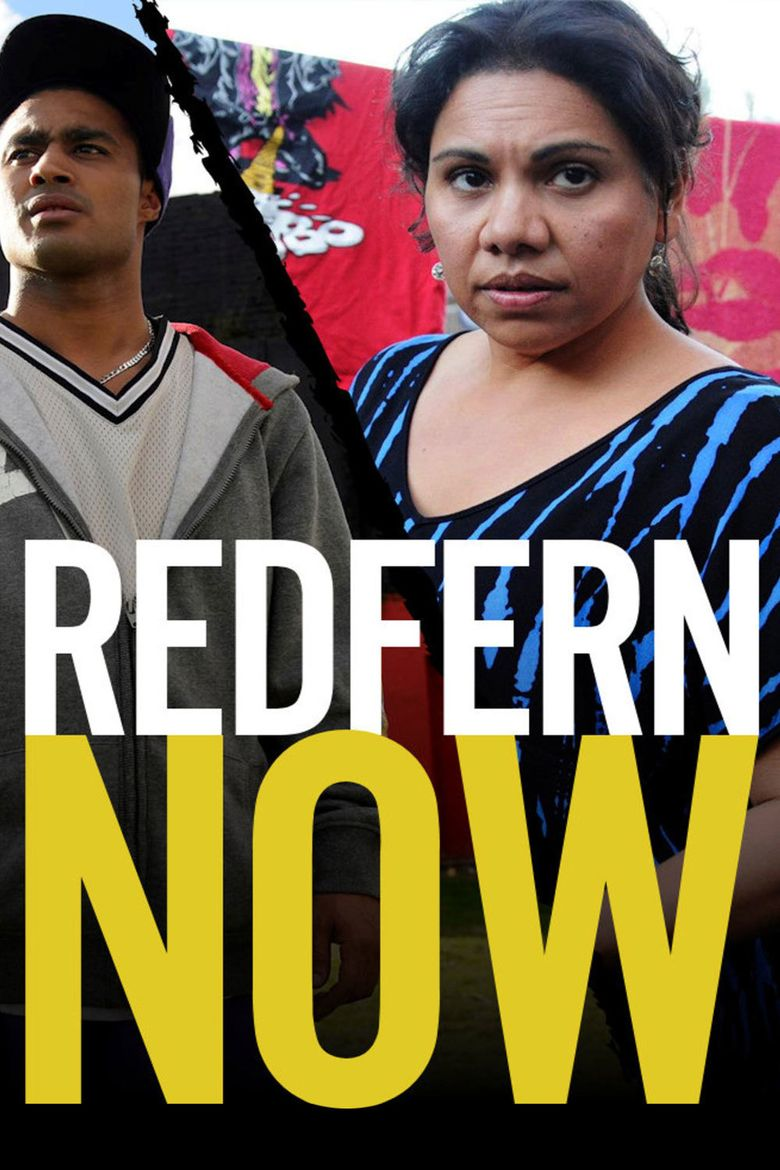 Redfern Now Poster