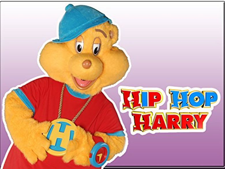 Hip Hop Harry Poster