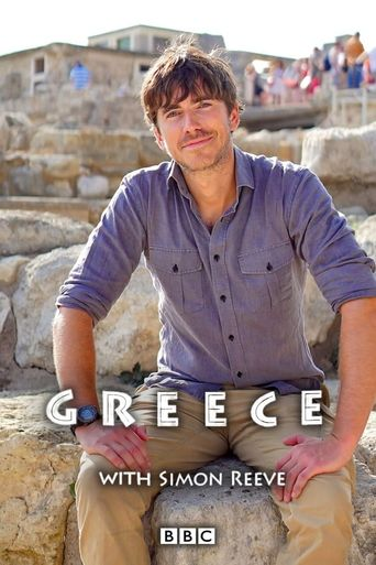 Greece with Simon Reeve Poster
