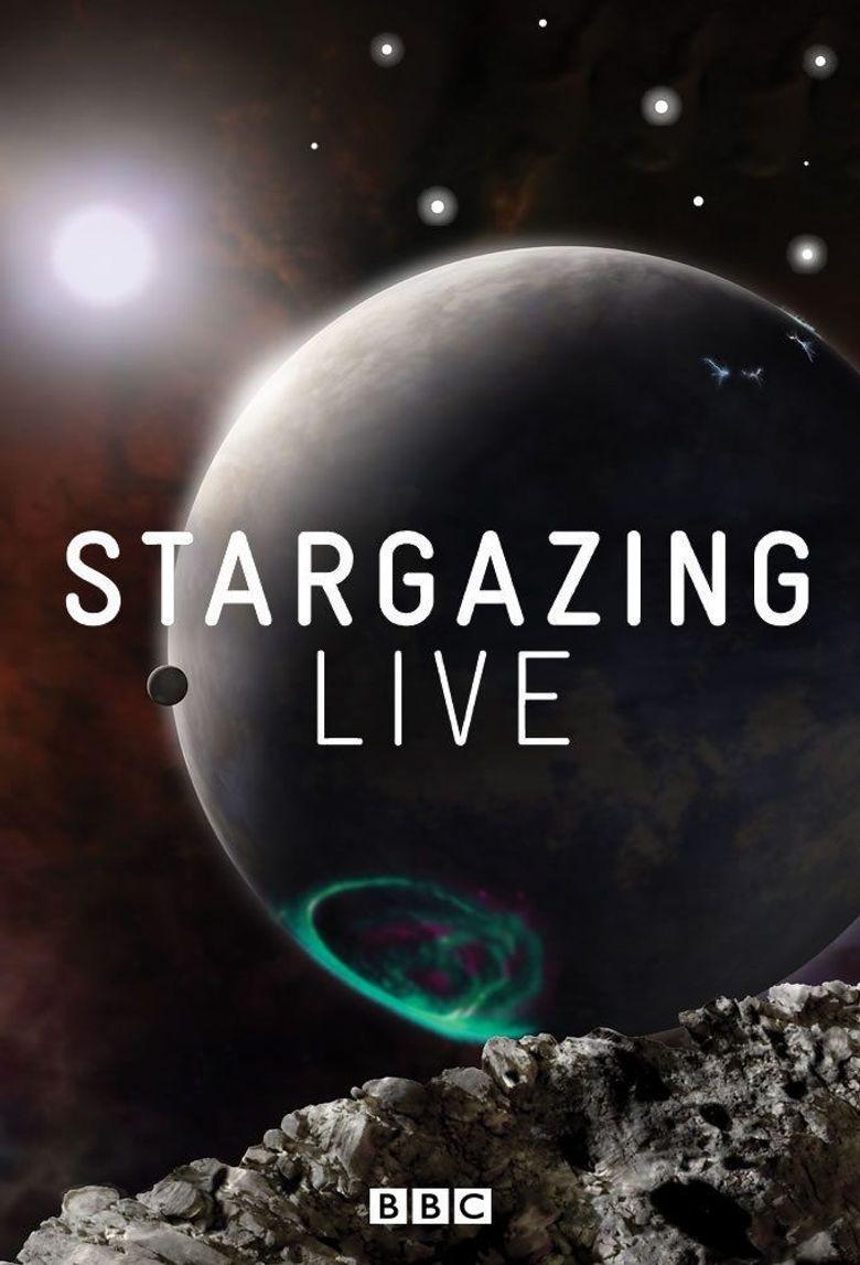 Stargazing Live Poster