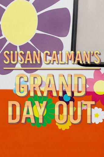 Susan Calman's Grand Day Out Poster