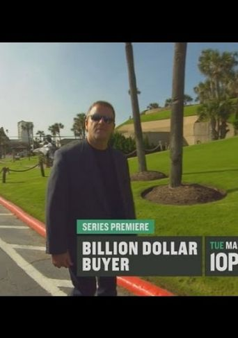 Billion Dollar Buyer Poster