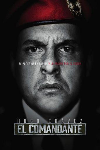 Hugo Chávez, El Comandante Poster