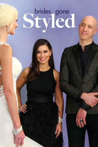 Brides Gone Styled Poster
