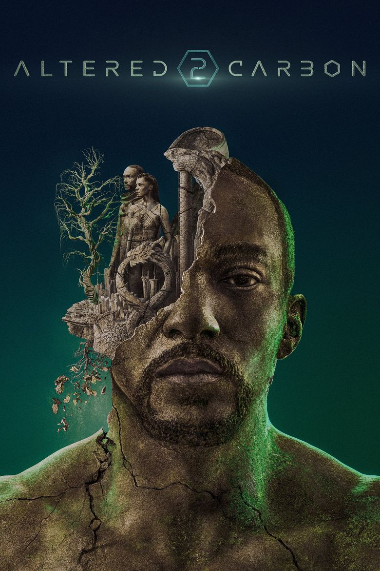 Altered Carbon Poster