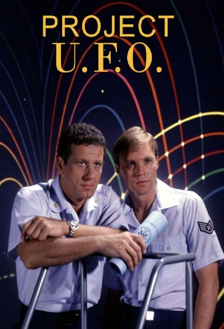 Project U.F.O. Poster