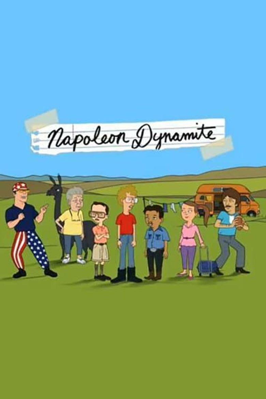 Napoleon Dynamite Poster