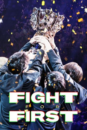 Fight for First: Excel Esports Poster