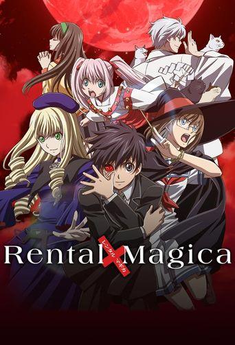 Rental Magica Poster