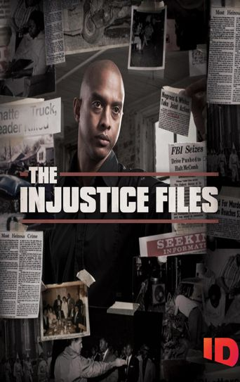 The Injustice Files Poster